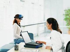 眼震视图仪